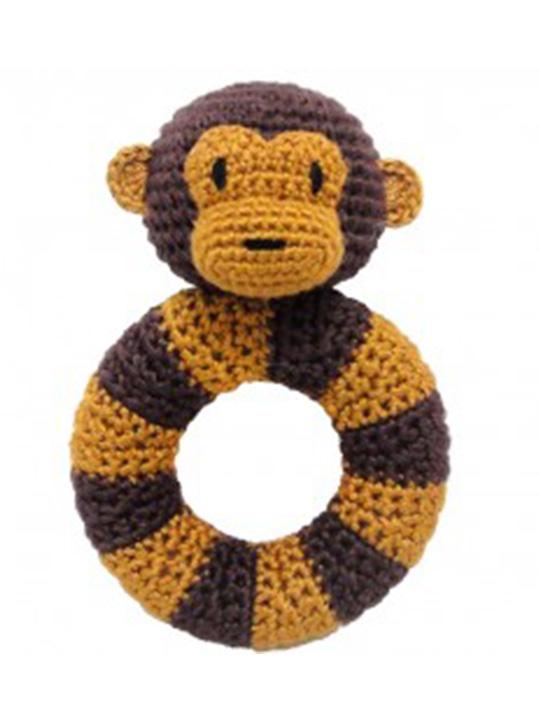 Monkey-Rattle