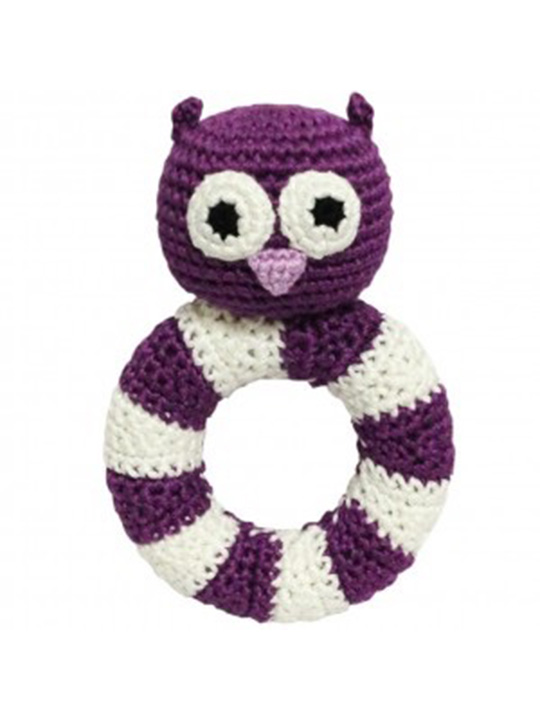 Owl-rattle