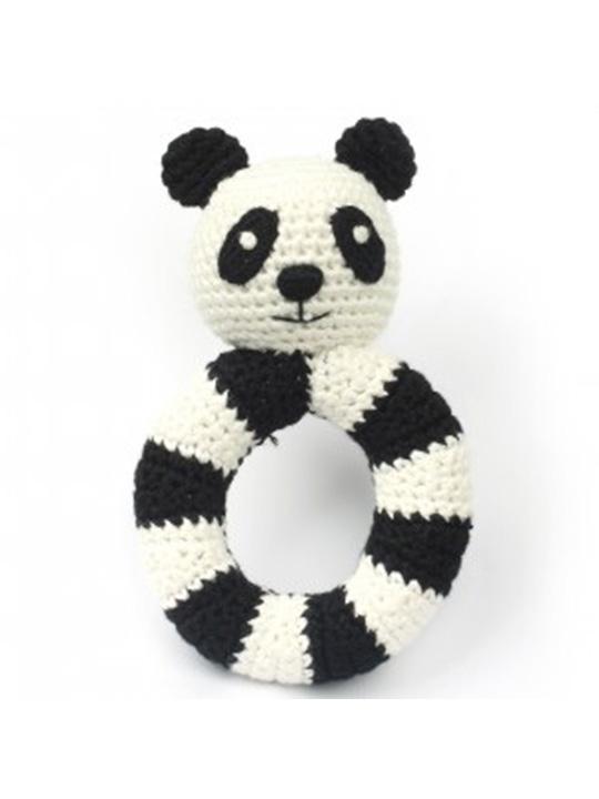 Panda-rattle