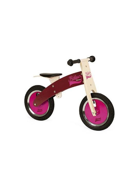 Balance Bike Pink Burgundy