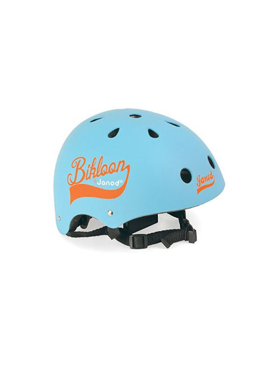 bike helmet blue