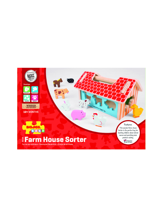 BB108 - Farm House Sorter
