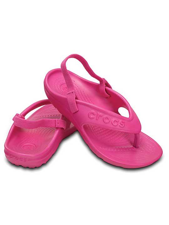 pink-croc-flipflop