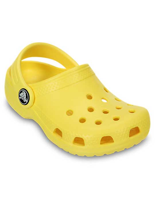yellow-crocs